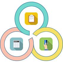 kintoneアプリ間のワークフロー構築が可能